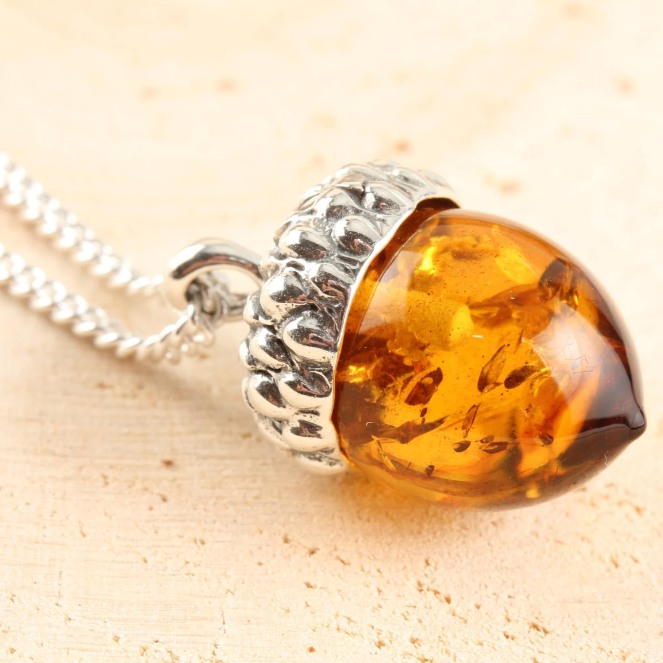 sterling-silver-baltic-amber-acorn-pendant